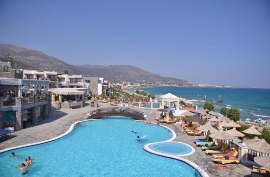 Alexander Beach Kreta